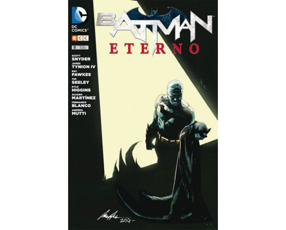 BATMAN ETERNO 09