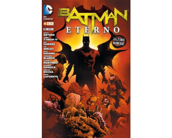 BATMAN ETERNO 12