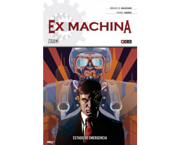 EX MACHINA 01: ESTADO DE EMERGENCIA