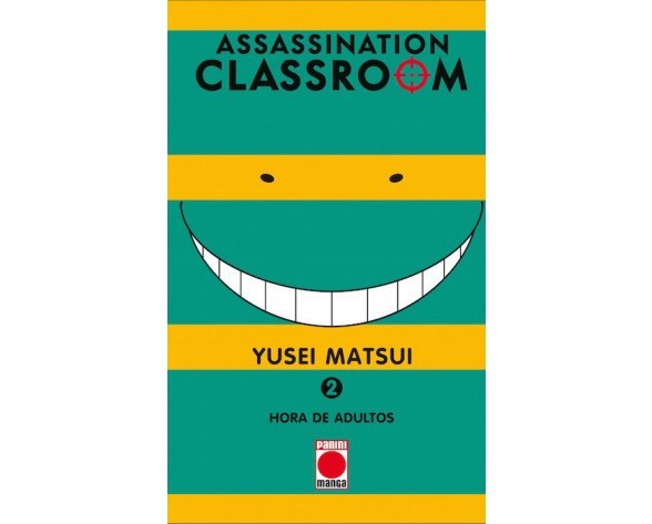 ASSASSINATION CLASSROOM 02