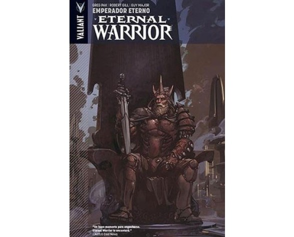 ETERNAL WARRIOR 02: EMPERADOR ETERNO