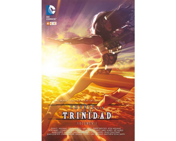 BATMAN/SUPERMAN/WONDER WOMAN: CRÓNICAS DE LA TRINIDAD 03