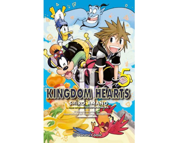 KINGDOM HEARTS II Nº 05