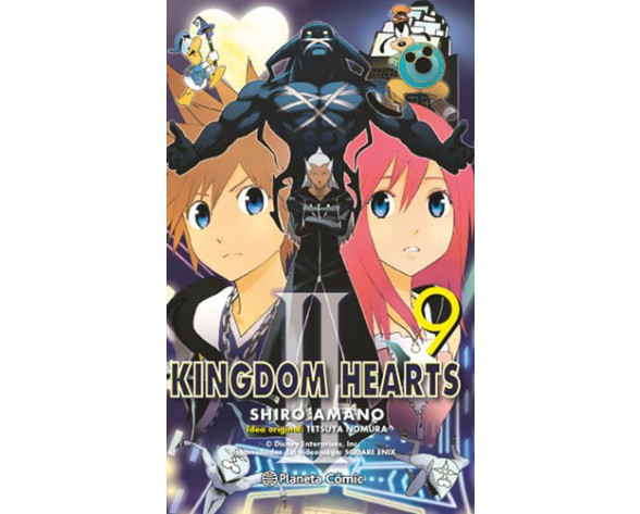 KINGDOM HEARTS II Nº 09