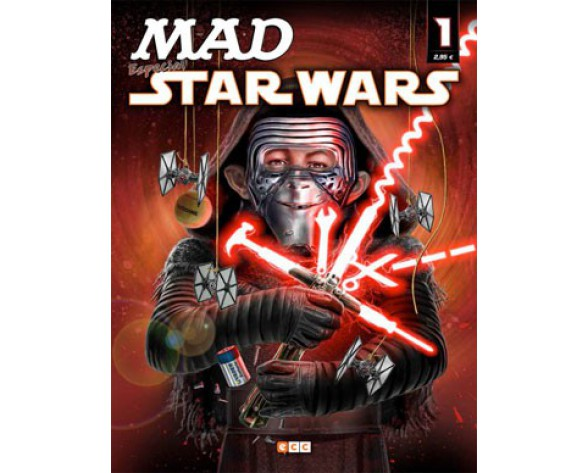 MAD: STAR WARS 01