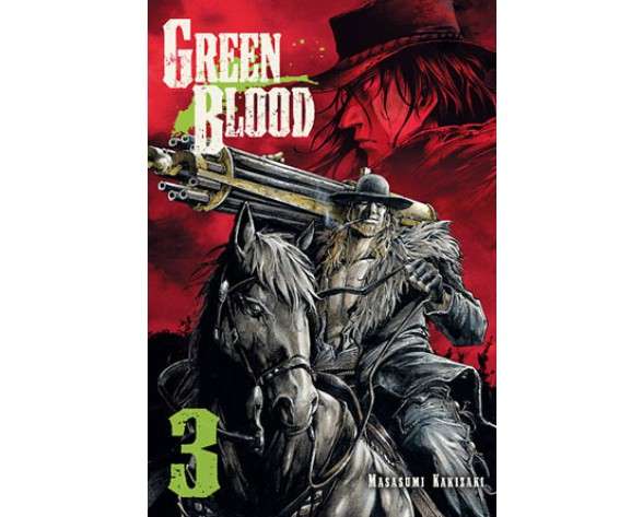 GREEN BLOOD 03