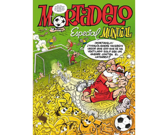 MORTADELO Y FILEMÓN: ESPECIAL MUNDIAL 2014
