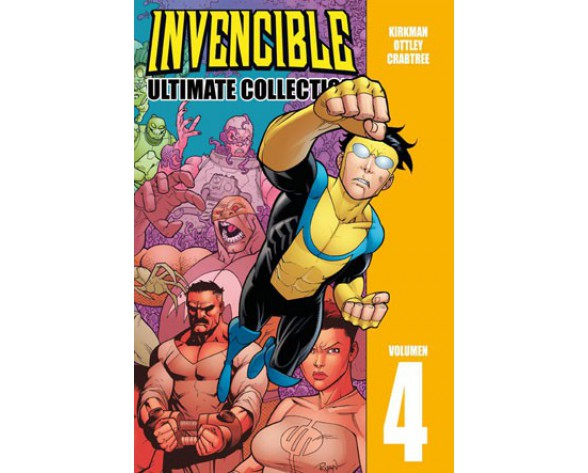 INVENCIBLE ULTIMATE COLLECTION 04