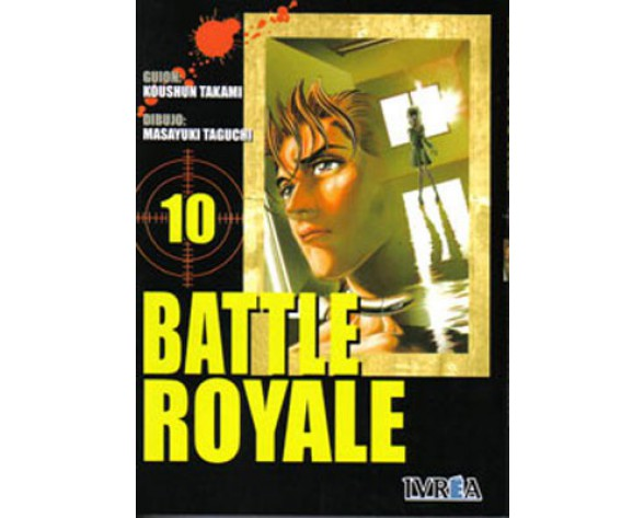 BATTLE ROYALE 10 (DE 15)