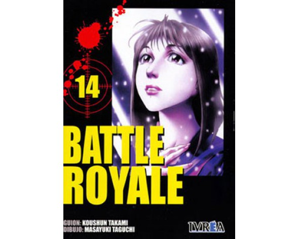 BATTLE ROYALE 14 (DE 15)