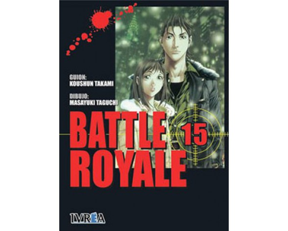 BATTLE ROYALE 15 (DE 15)