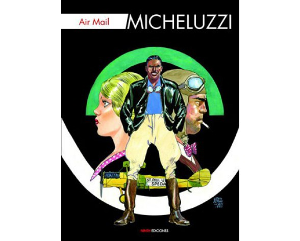 MICHELUZZI: AIR MAIL