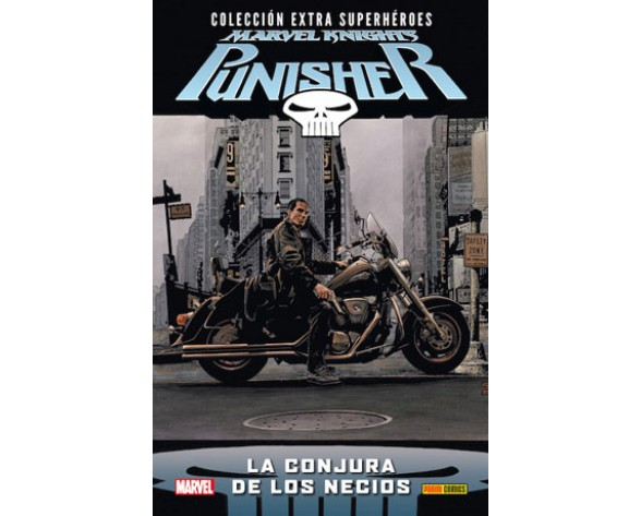 MARVEL KNIGHTS PUNISHER 03: LA CONJURA DE LOS NECIOS (Colecc. Extra Superhéroes)