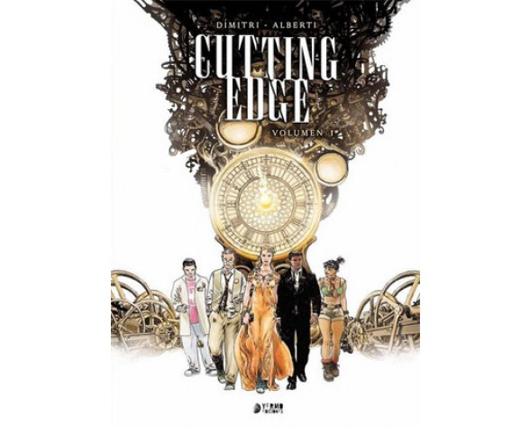 CUTTING EDGE 01