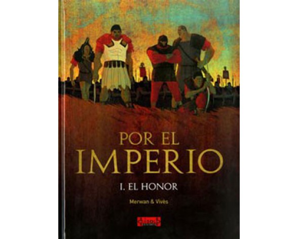 POR EL IMPERIO 01: EL HONOR