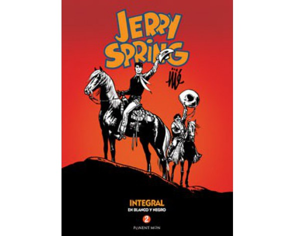 JERRY SPRING INTEGRAL 02