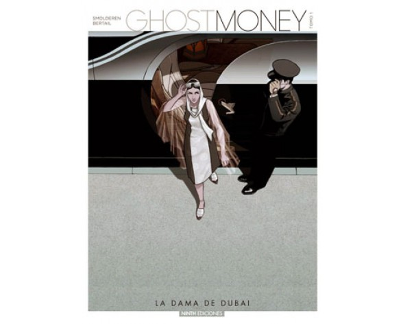 GHOST MONEY 01 - LA DAMA DE DUBAI