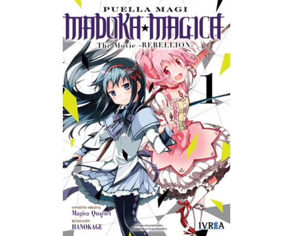 MADOKA MAGICA: THE MOVIE REBELLION 01