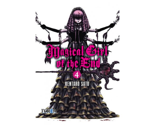 MAGICAL GIRL OF THE END 04