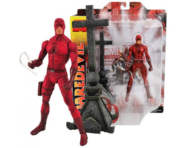 FIGURA MARVEL SELECT - DAREDEVIL