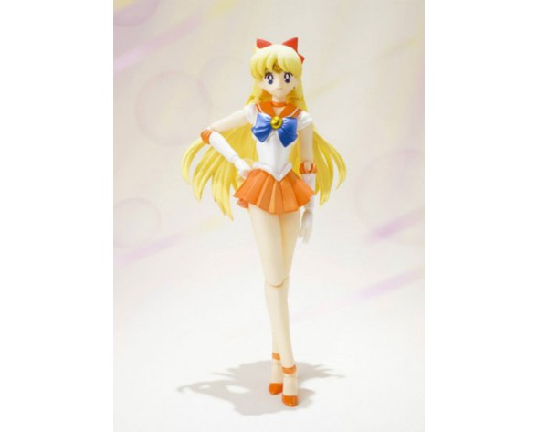 FIGURA SAILOR VENUS - PRETTY GUARDIAN SAILOR VENUS S.H. FIGUARTS