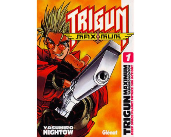 TRIGUN MAXIMUM 01
