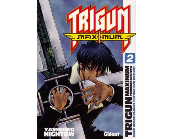 TRIGUN MAXIMUM 02