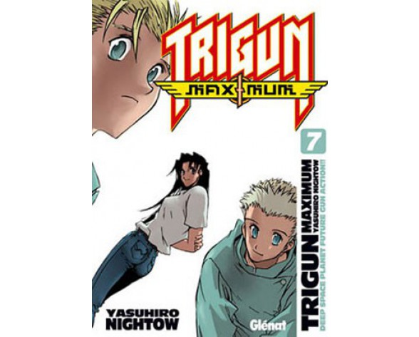 TRIGUN MAXIMUM 07