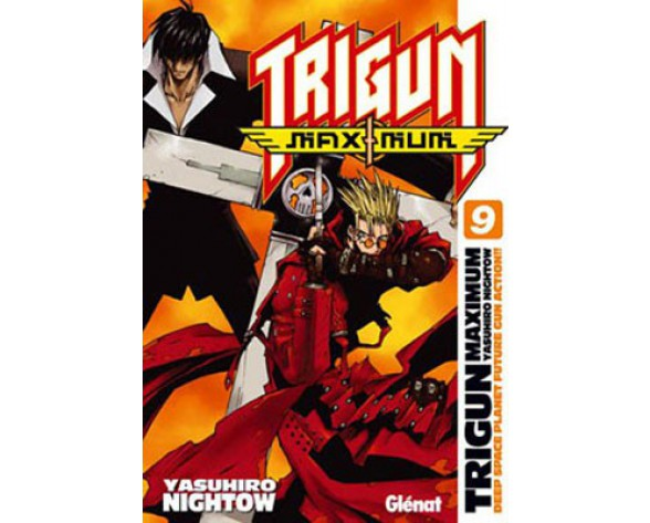 TRIGUN MAXIMUM 09