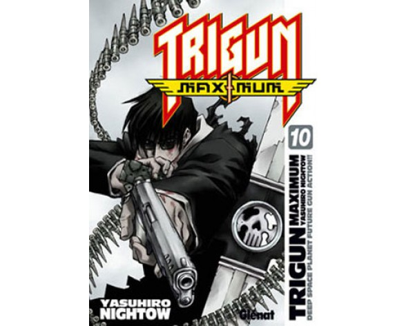 TRIGUN MAXIMUM 10