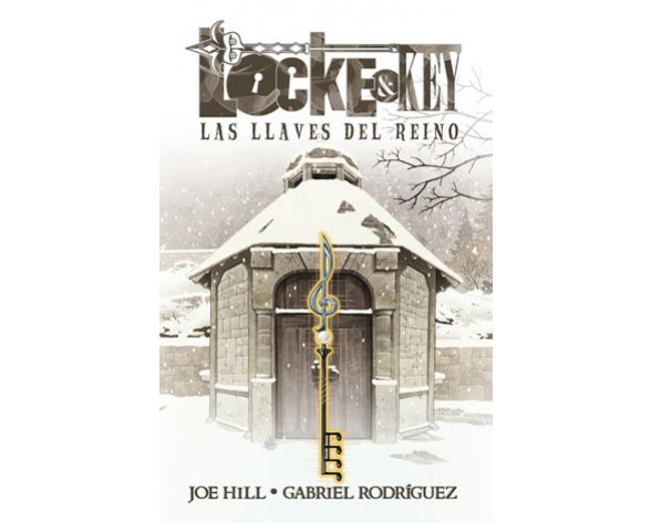 LOCKE & KEY 04: LAS LLAVES DEL REINO