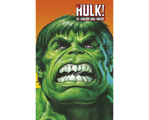 THE HULK 01: EL COLOR DEL ODIO (MARVEL LIMITED EDITION)