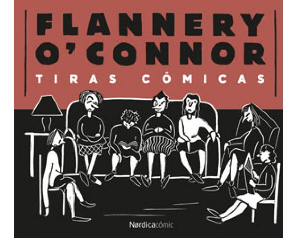 FLANNERY O´CONNOR - TIRAS CÓMICAS