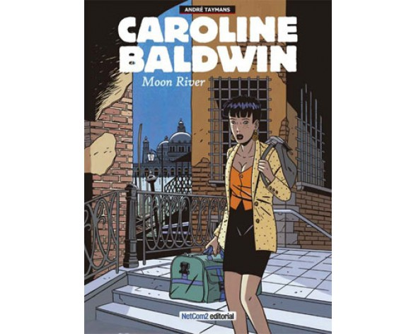 CAROLINE BALDWIN 01: MOON RIVER
