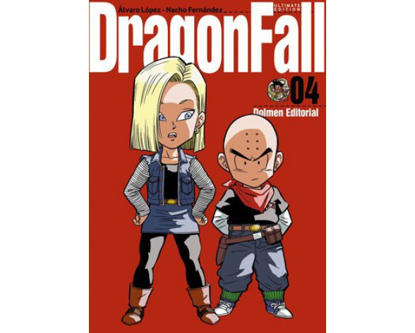 DRAGON FALL ULTIMATE EDITION 04