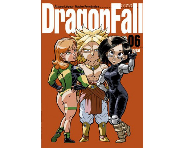 DRAGON FALL ULTIMATE EDITION 06
