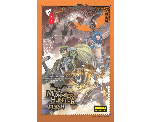 MONSTER HUNTER FLASH! 08