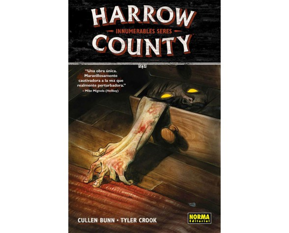 HARROW COUNTY 1: INNUMERABLES SERES