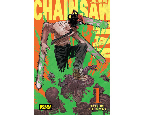 CHAINSAW MAN 01