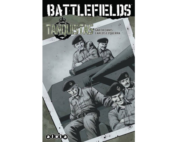 BATTLEFIELDS vol. 03: LOS TANQUISTAS