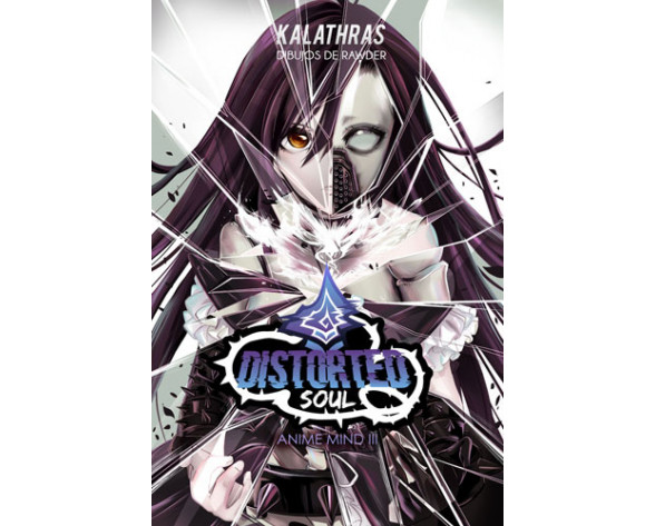 ANIME MIND 03: DISTORED SOUL