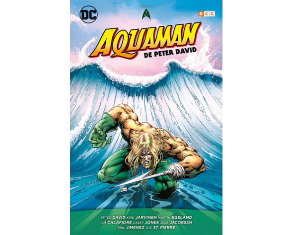 AQUAMAN DE PETER DAVID 01 (DE 3)