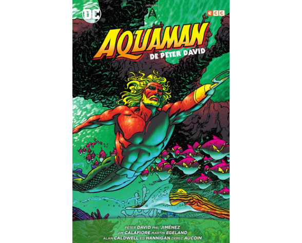 AQUAMAN DE PETER DAVID 02 (DE 3)