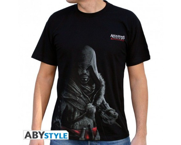 CAMISETA REVELATIONS ASSASSIN'S CREED TALLA L
