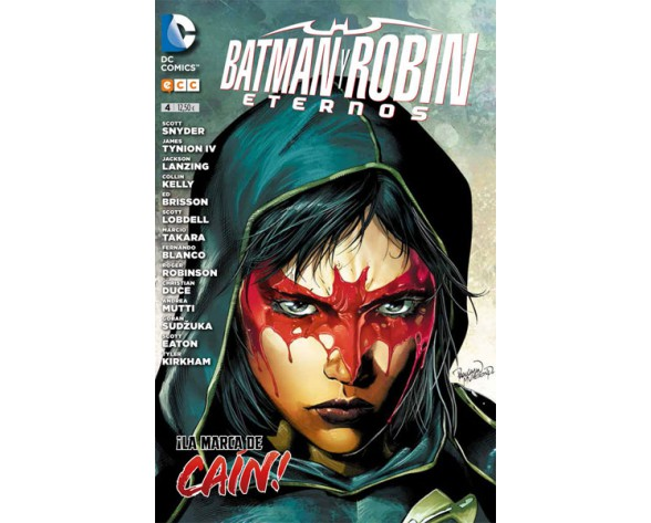BATMAN Y ROBIN ETERNOS 04