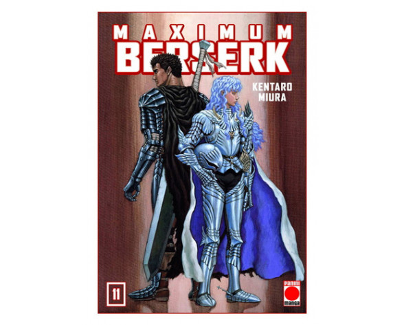 BERSERK (ED. MAXIMUM) Nº 11