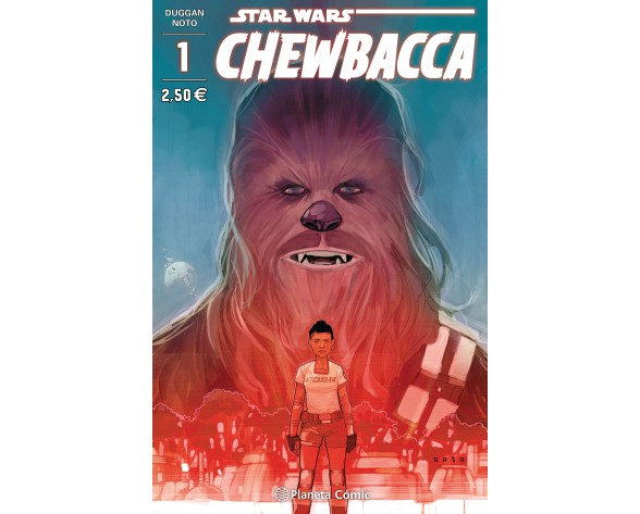 STAR WARS: CHEWBACCA 01