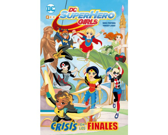 DC SUPER HERO GIRLS: CRISIS DE LOS FINALES