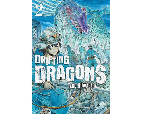 DRIFTING DRAGONS 02