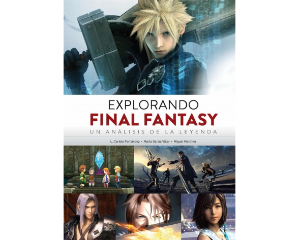 EXPLORANDO FINAL FANTASY: UN ANALISIS DE LA LEYENDA